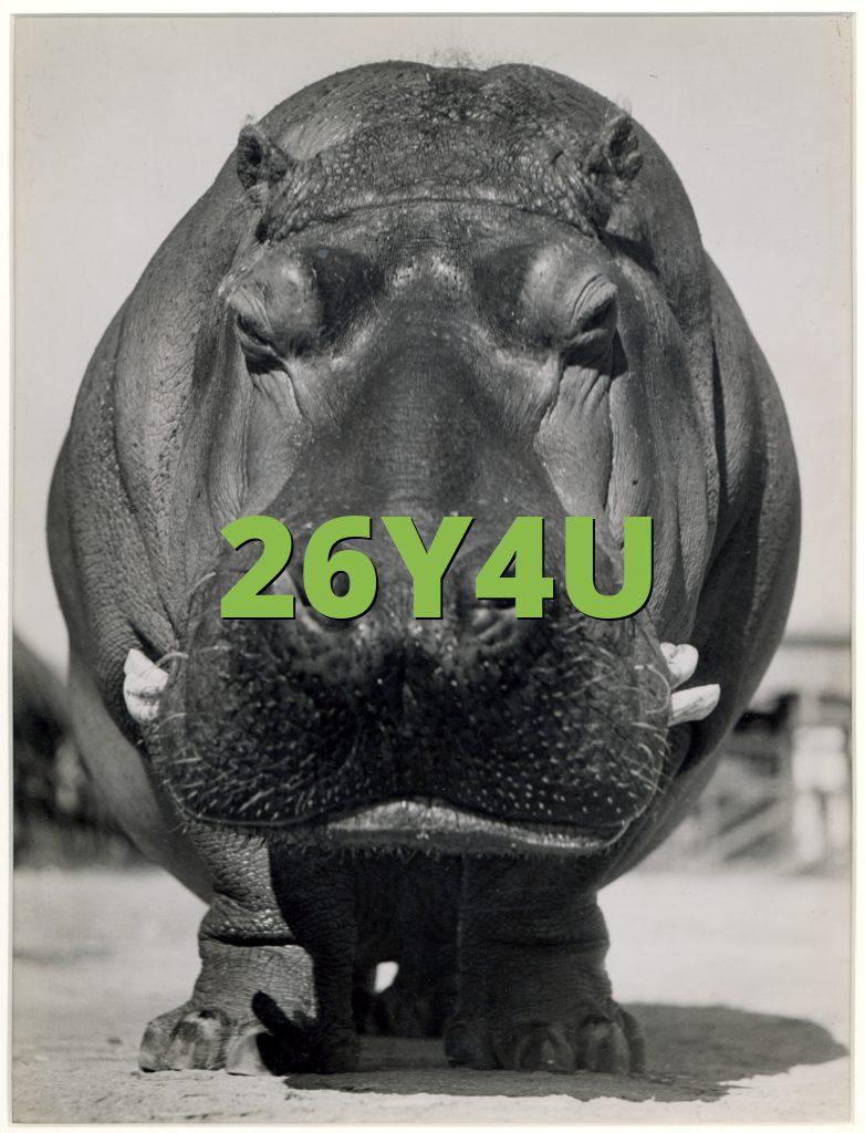 26Y4U