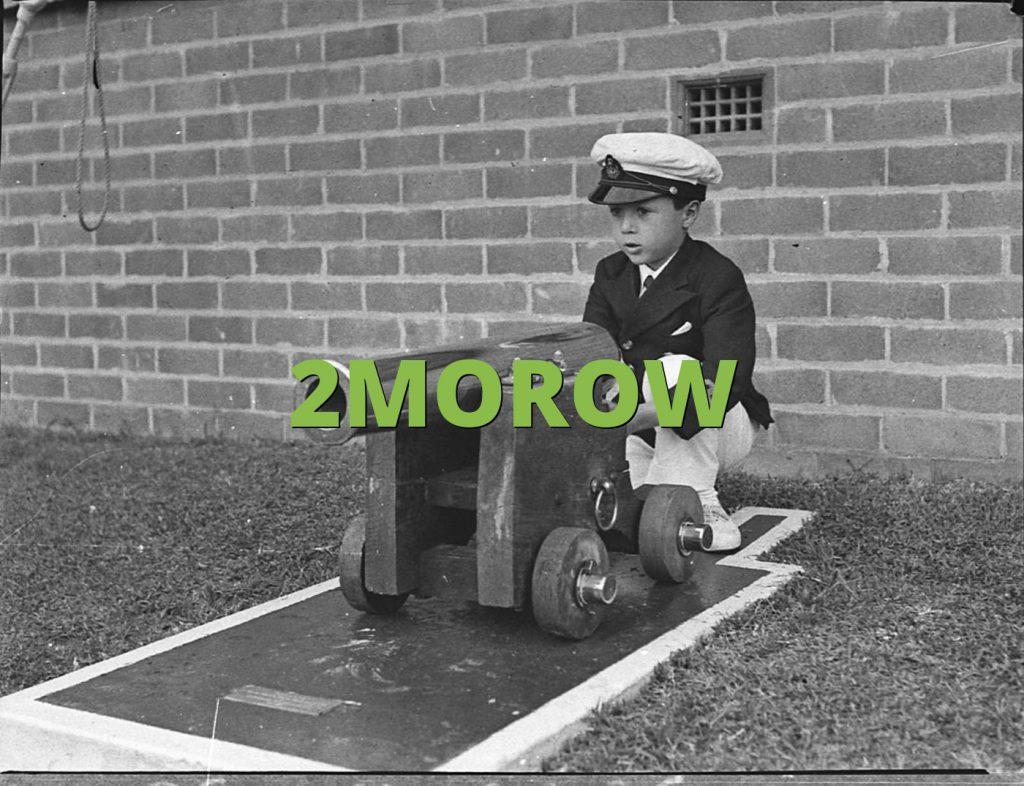 2MOROW