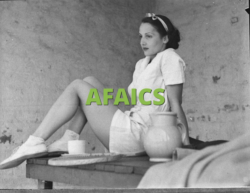AFAICS