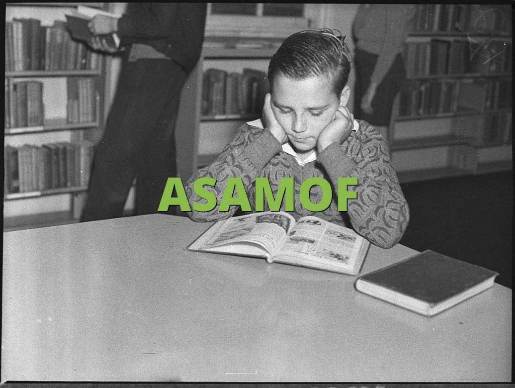 ASAMOF