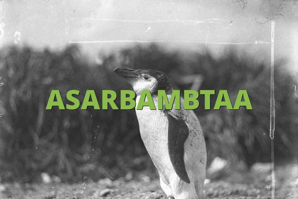 ASARBAMBTAA