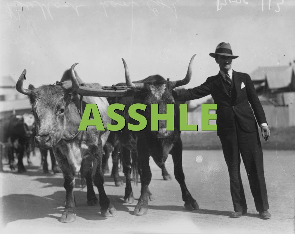 ASSHLE