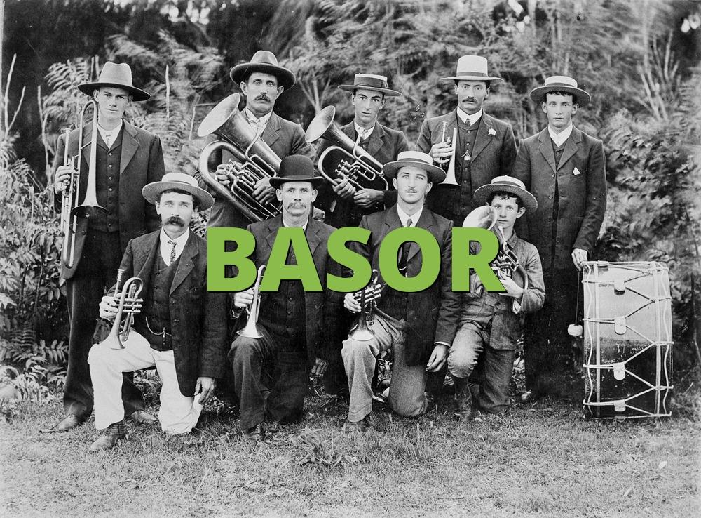 BASOR