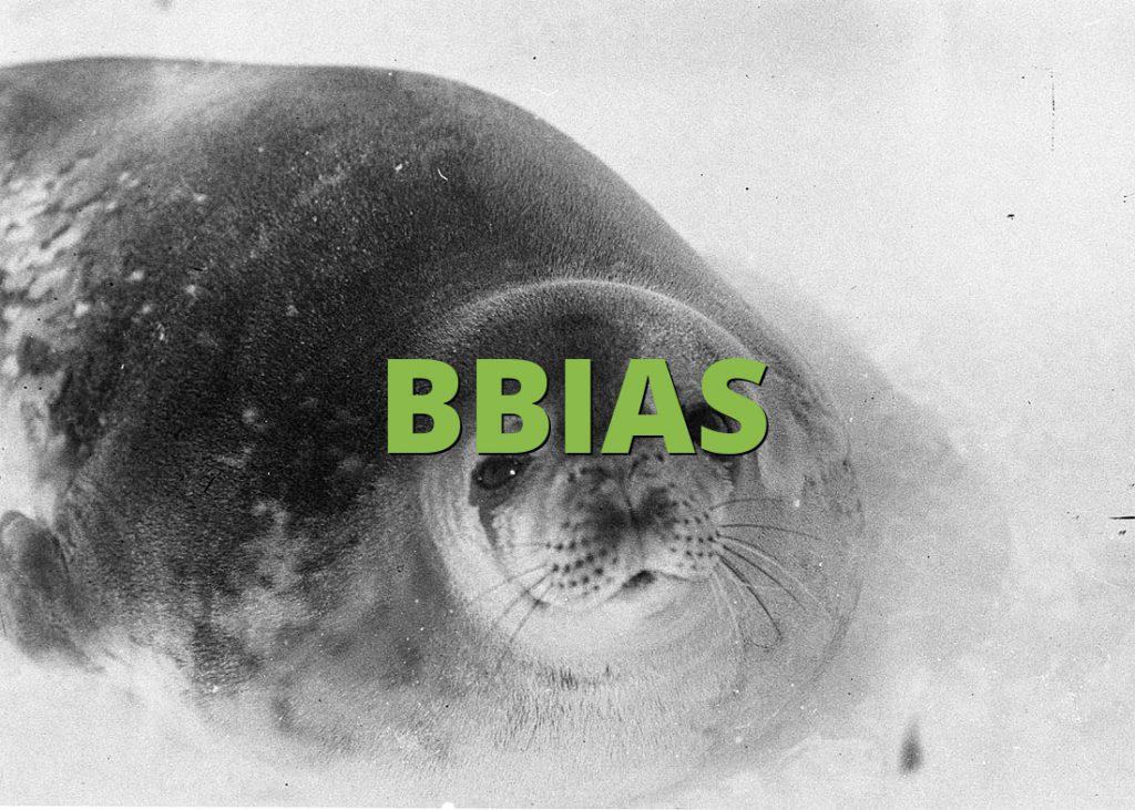 BBIAS