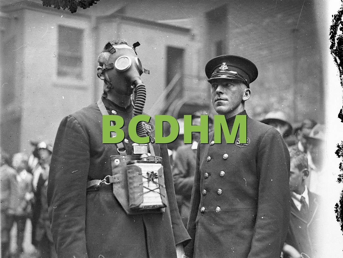 BCDHM