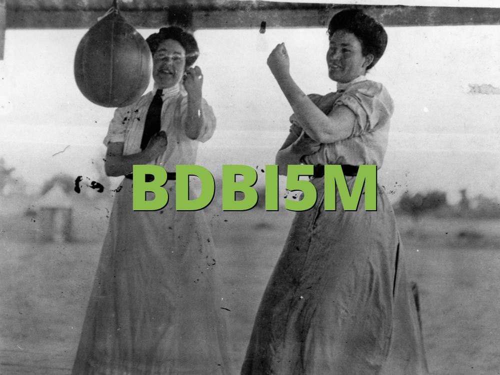 BDBI5M