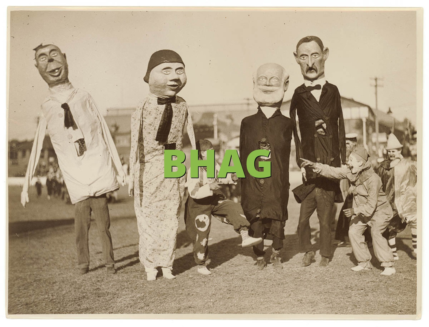 BHAG » What does BHAG mean? » Slang.org