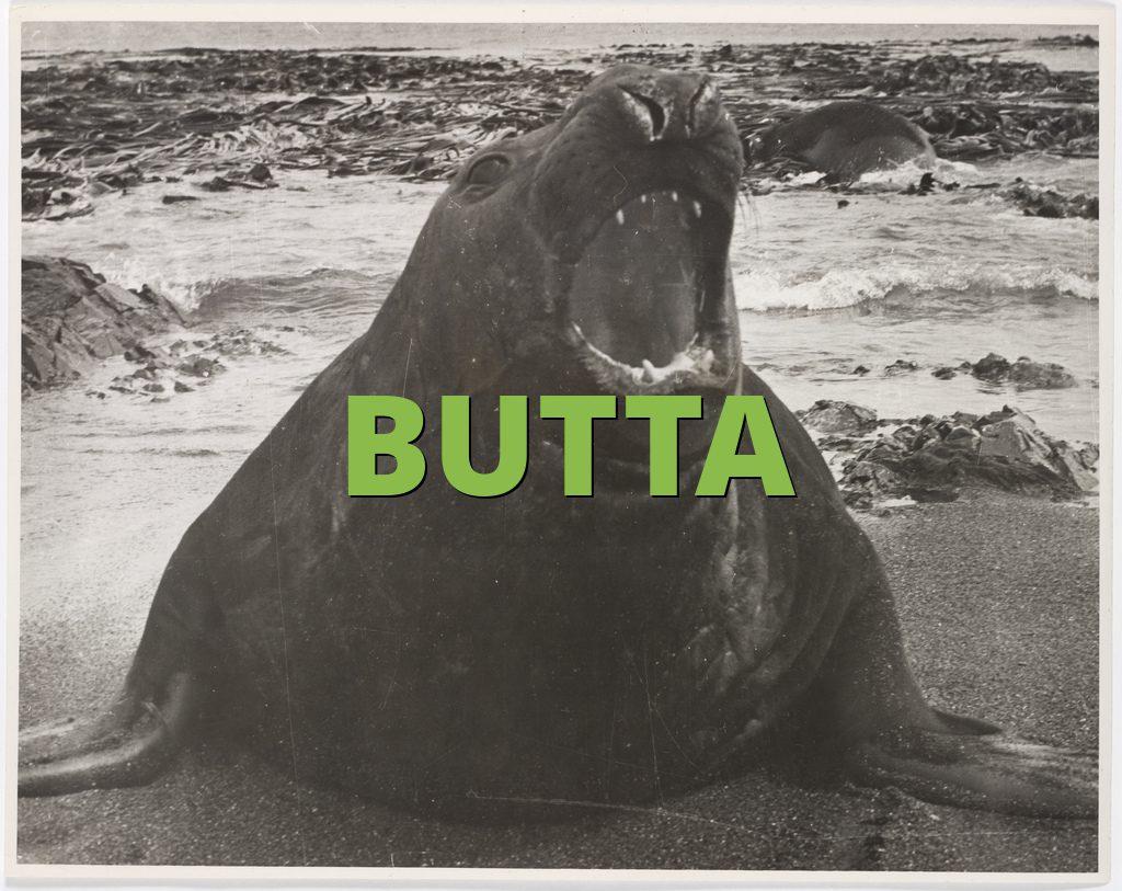 BUTTA