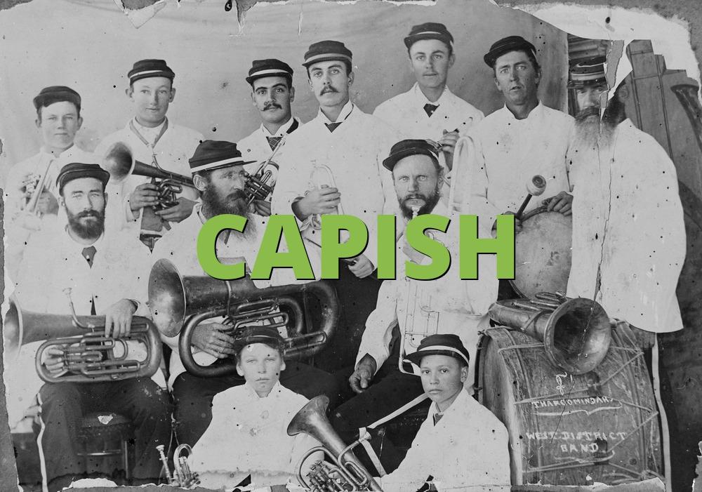 CAPISH