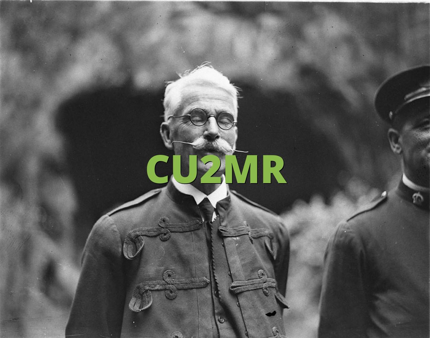CU2MR