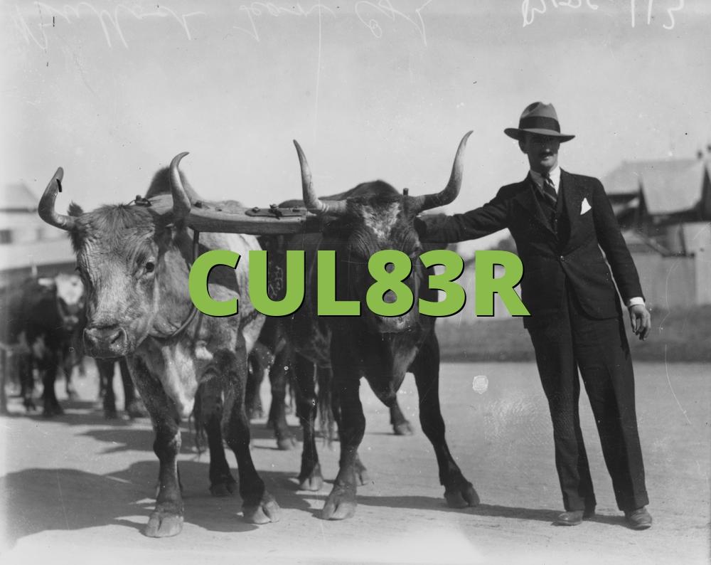 CUL83R