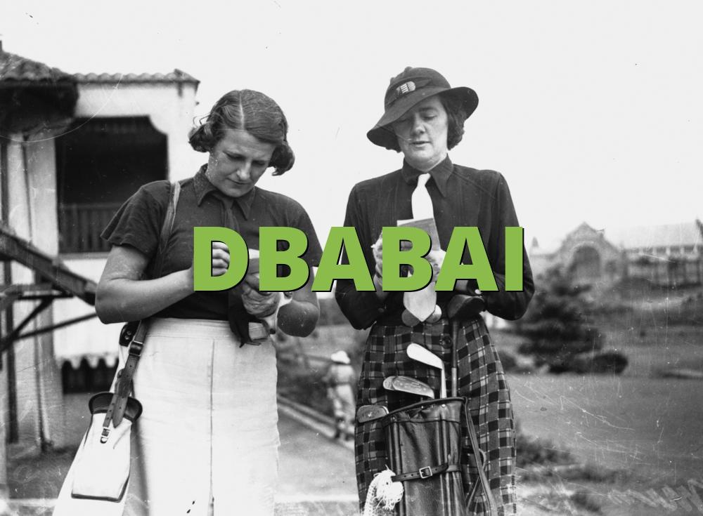 DBABAI