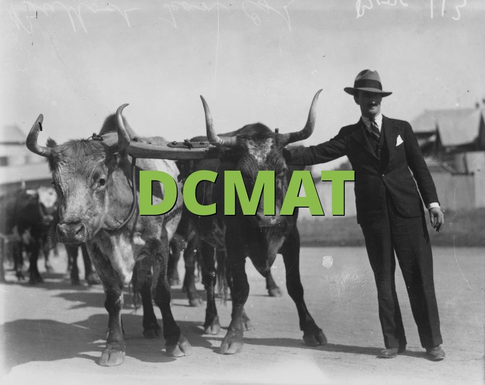 DCMAT