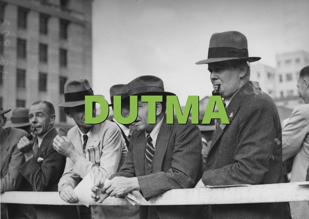 DUTMA