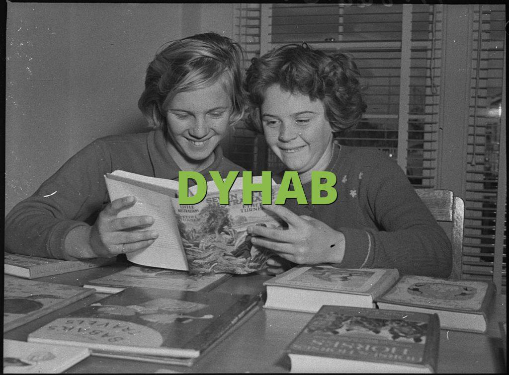 DYHAB