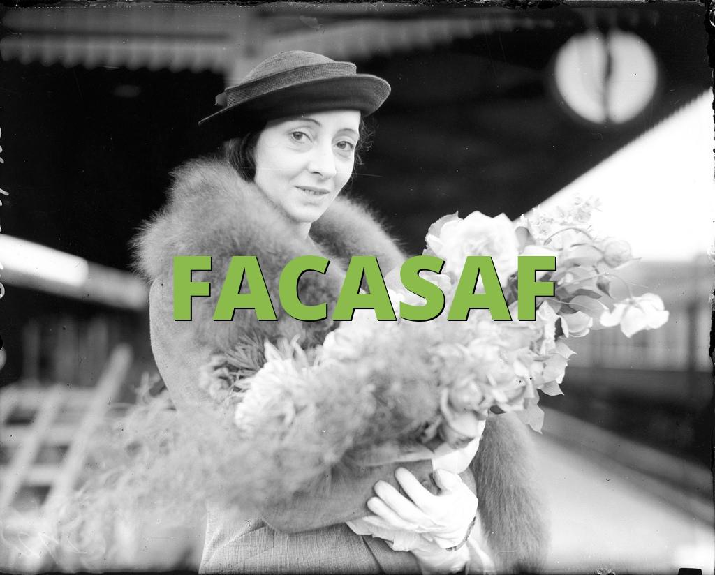 FACASAF