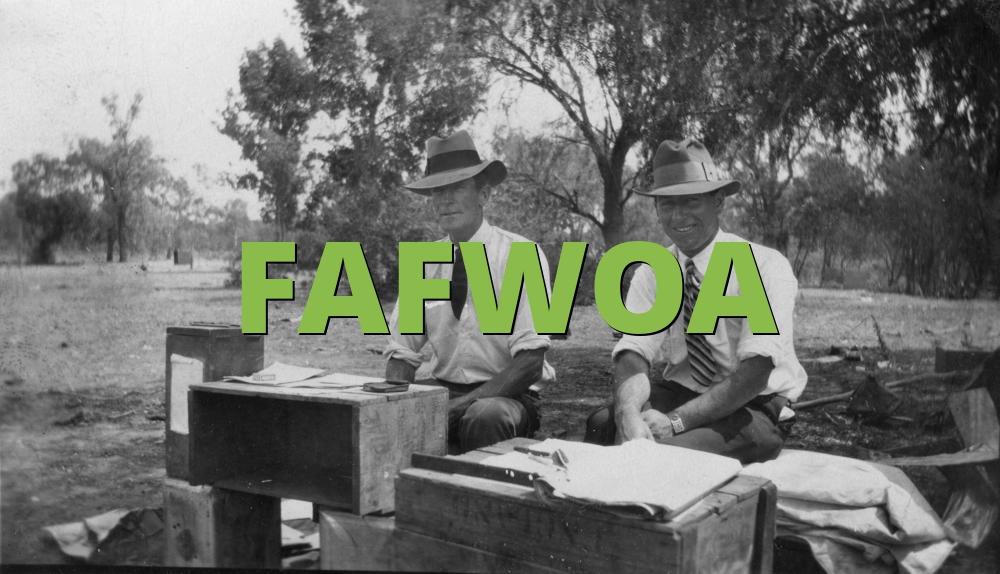 FAFWOA