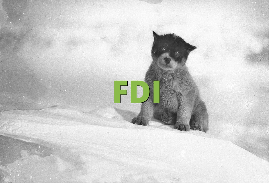 fdi Fdi growth up 23% in apr-june quarter this fiscal the foreign fund inflows in april-june 2017-18 stood at usd 104 billion, the department of industrial policy and promotion data showed.