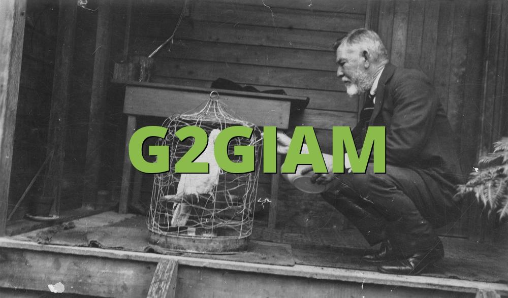G2GIAM