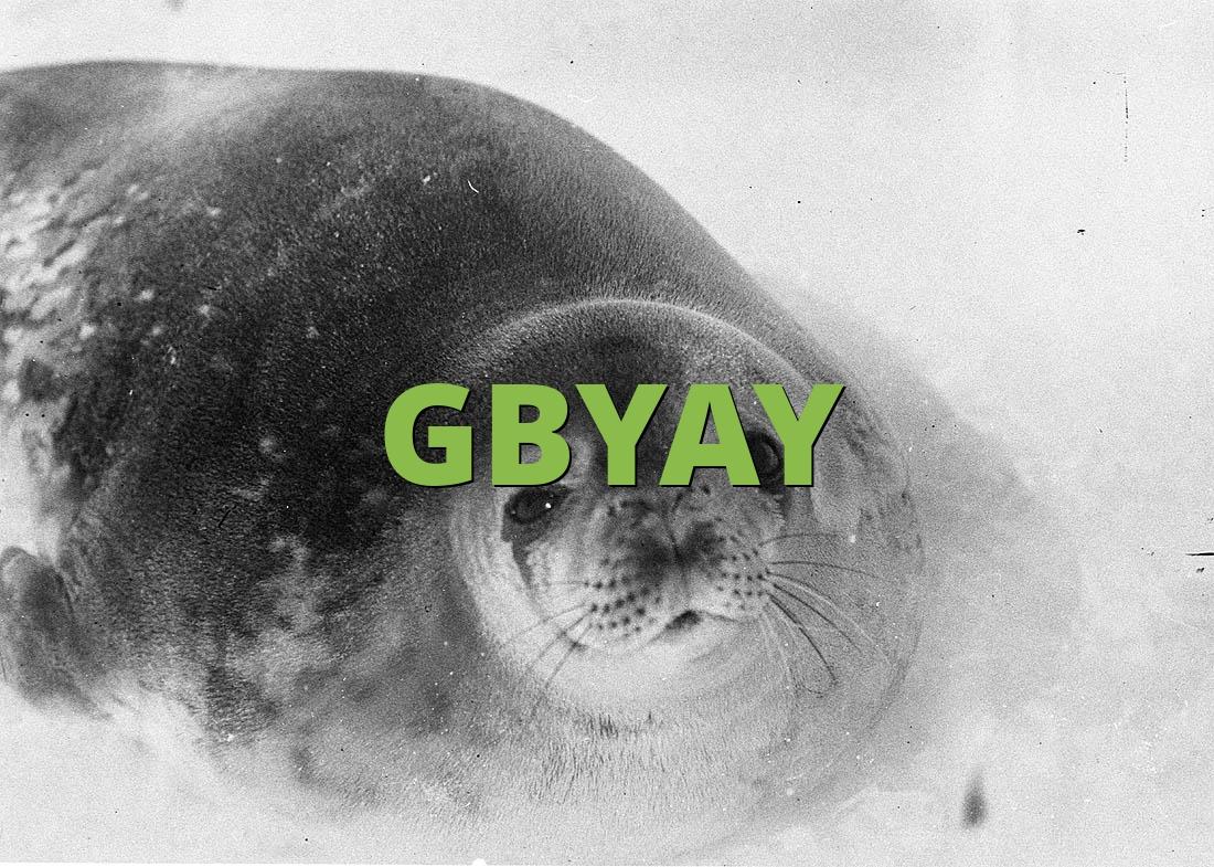 GBYAY