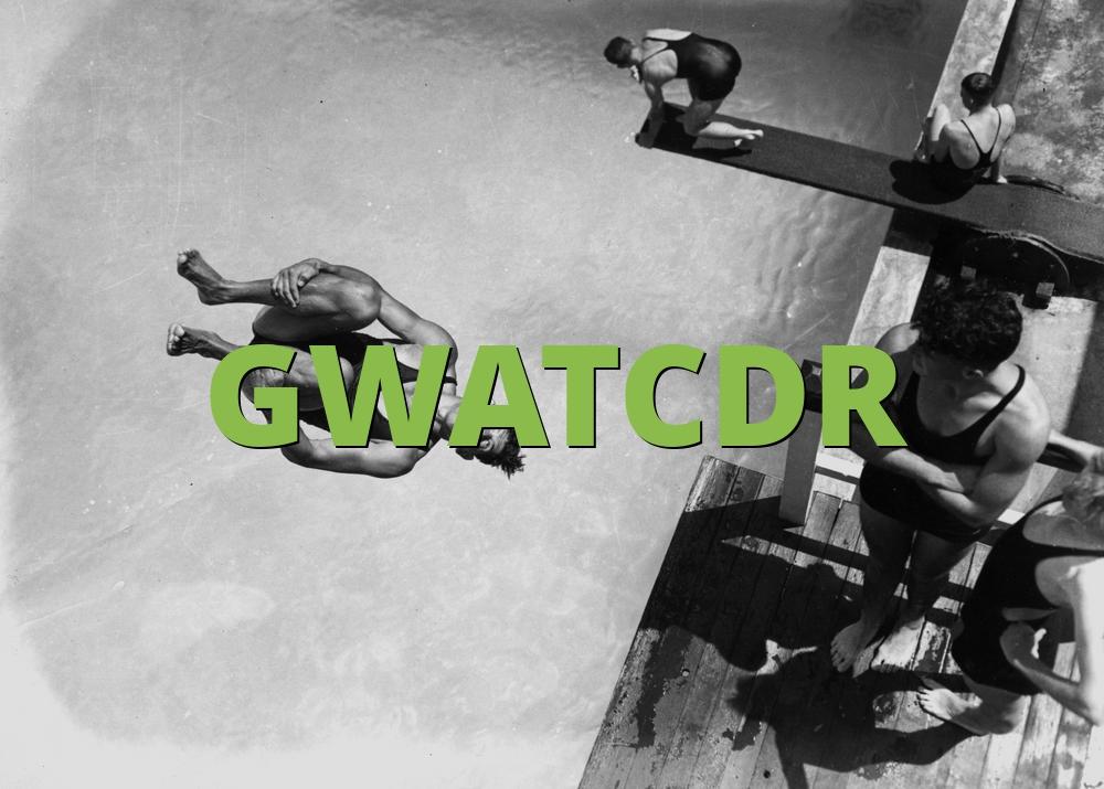 GWATCDR