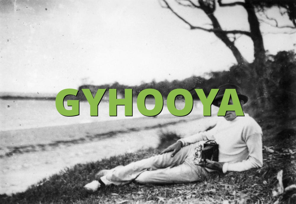 GYHOOYA