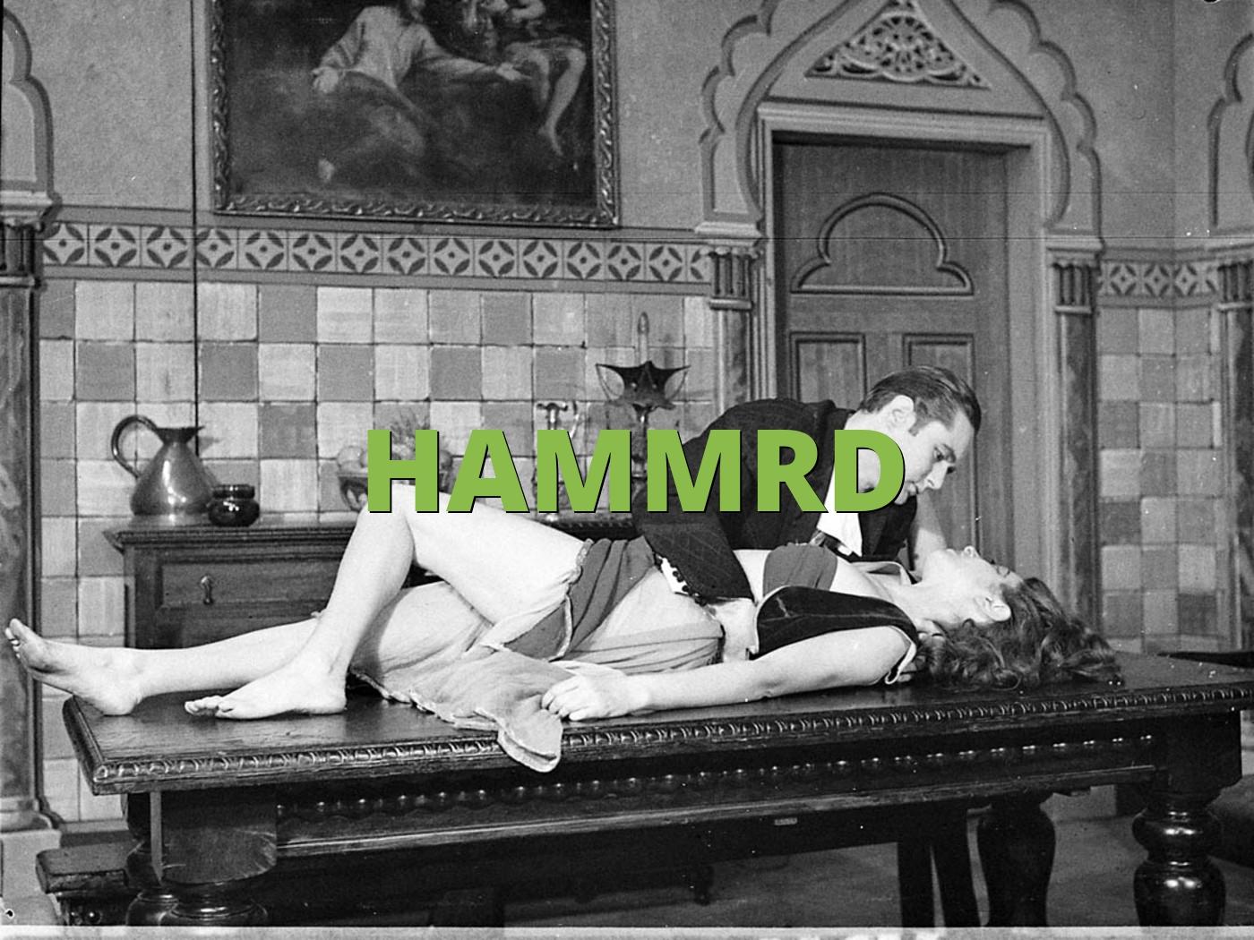 HAMMRD