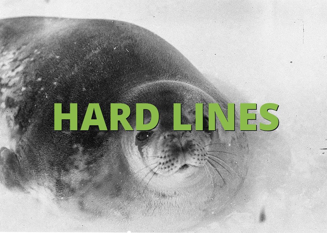HARD LINES