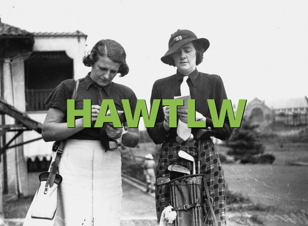 HAWTLW