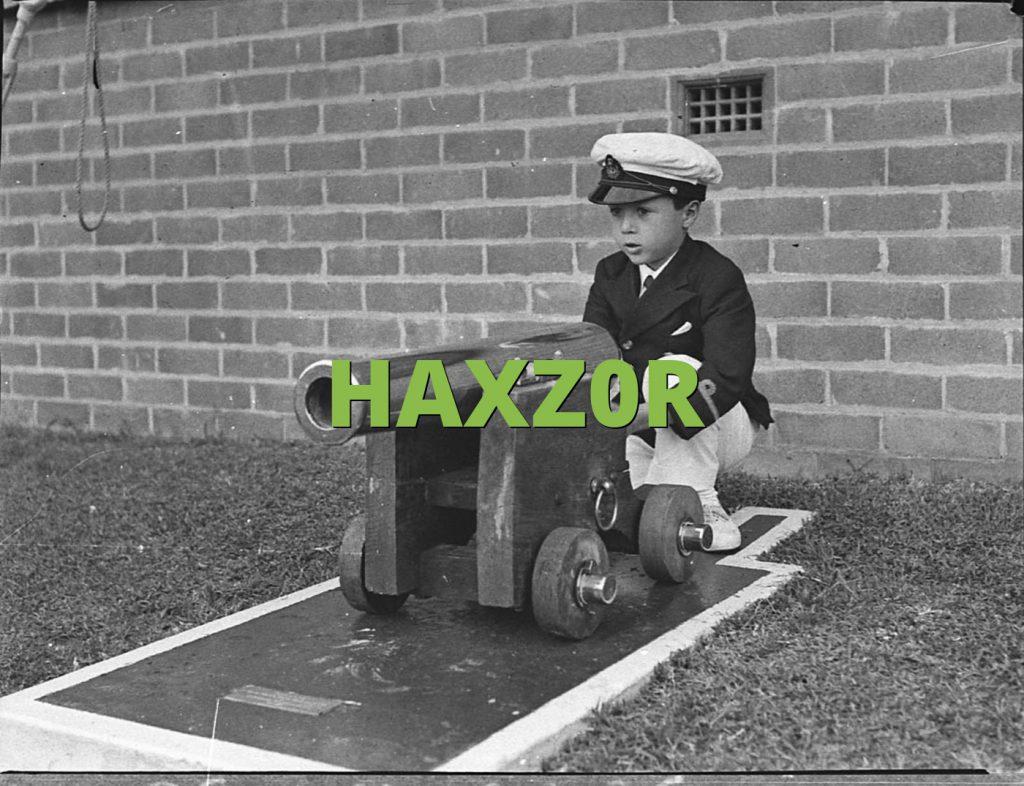 HAXZ0R
