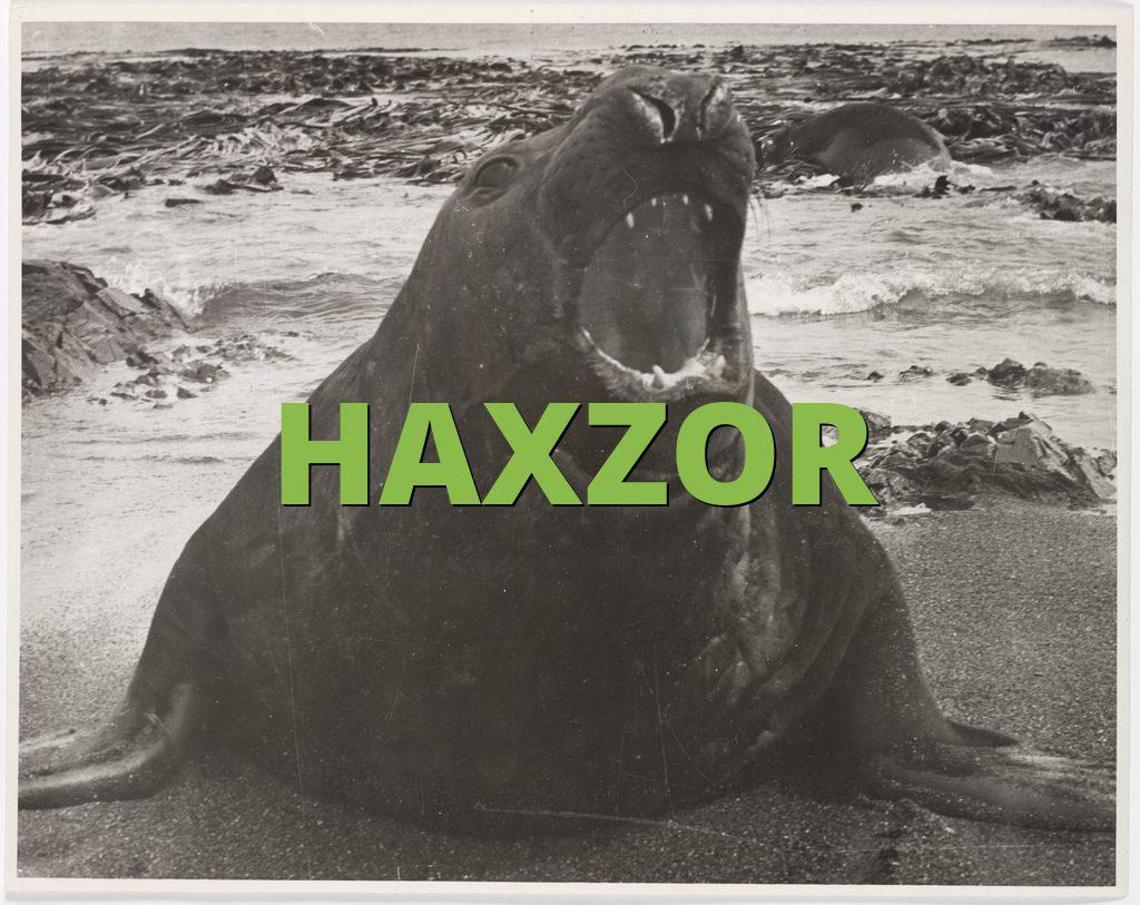 HAXZOR