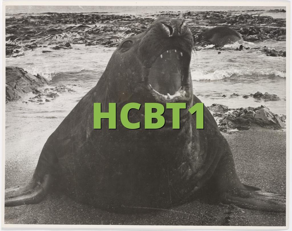 HCBT1