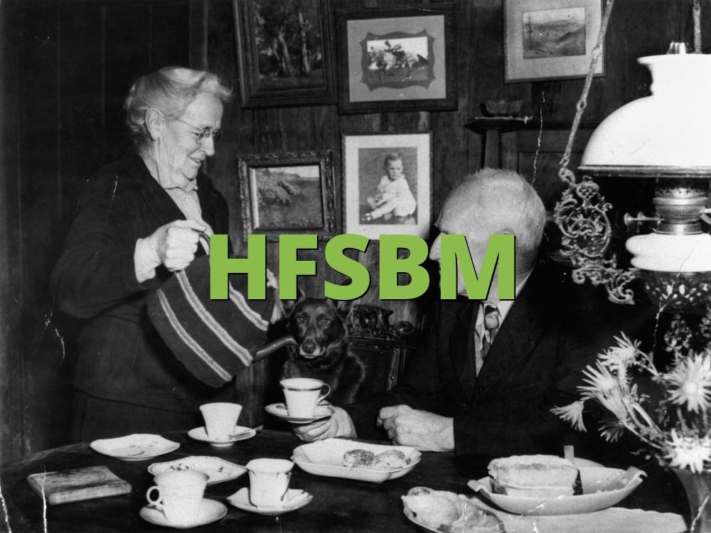 HFSBM