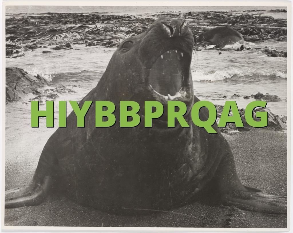 HIYBBPRQAG