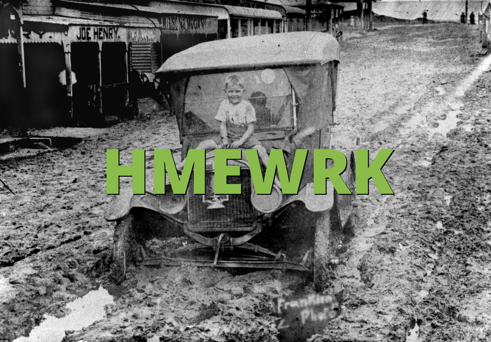HMEWRK