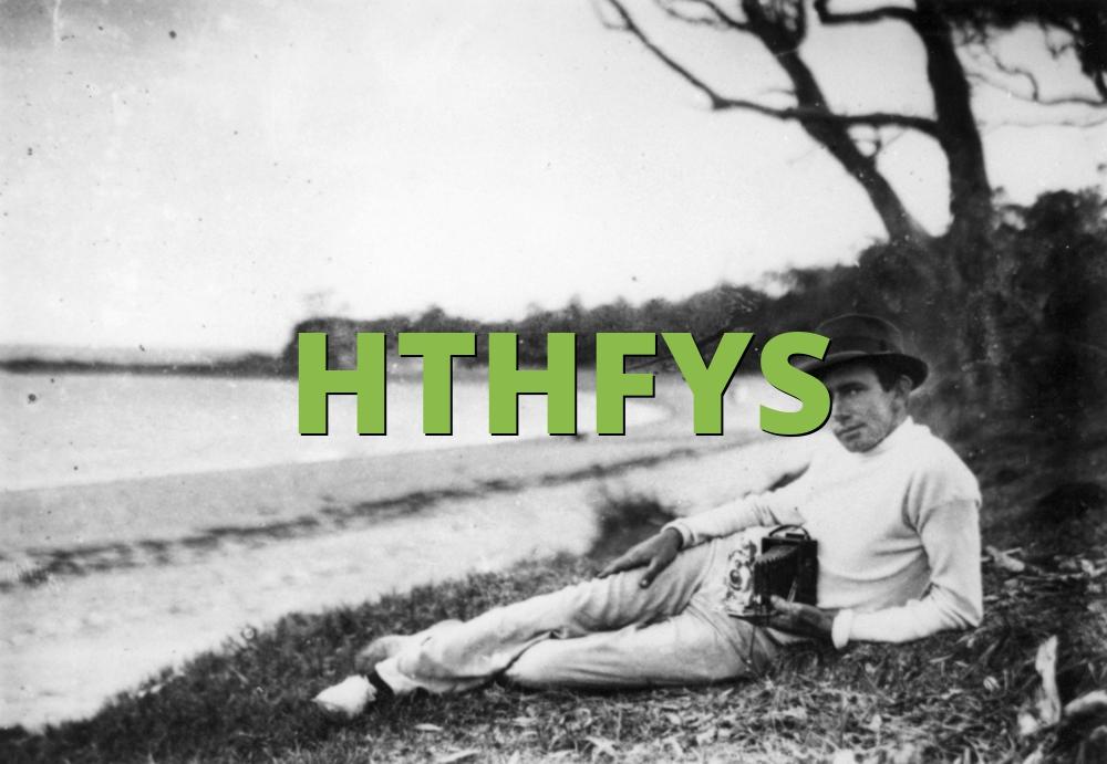 HTHFYS