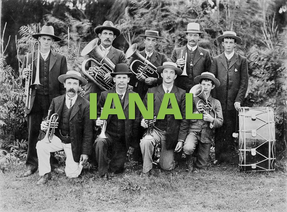 IANAL