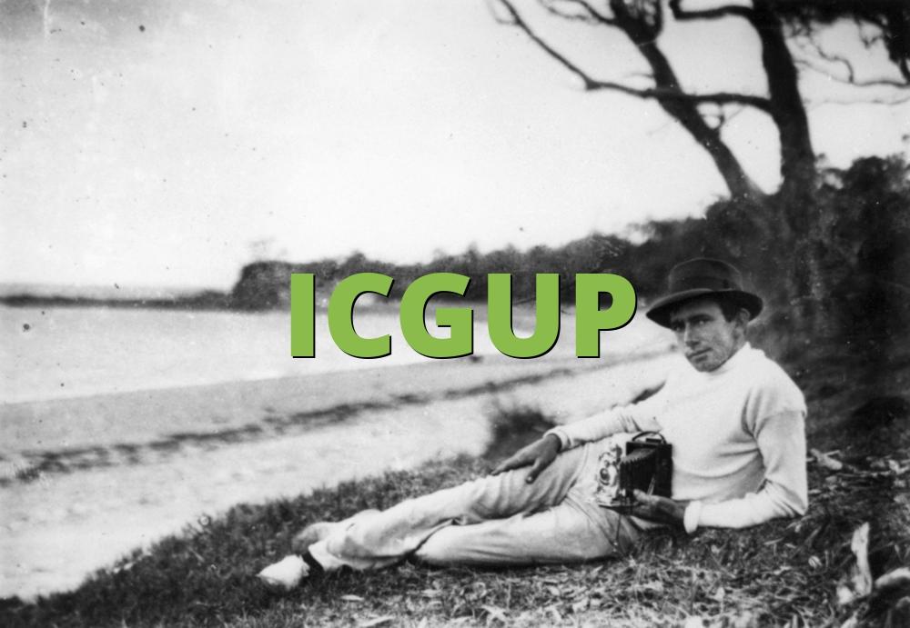 ICGUP