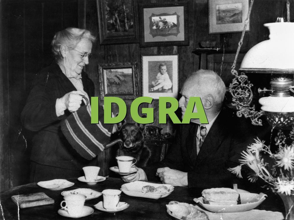 IDGRA