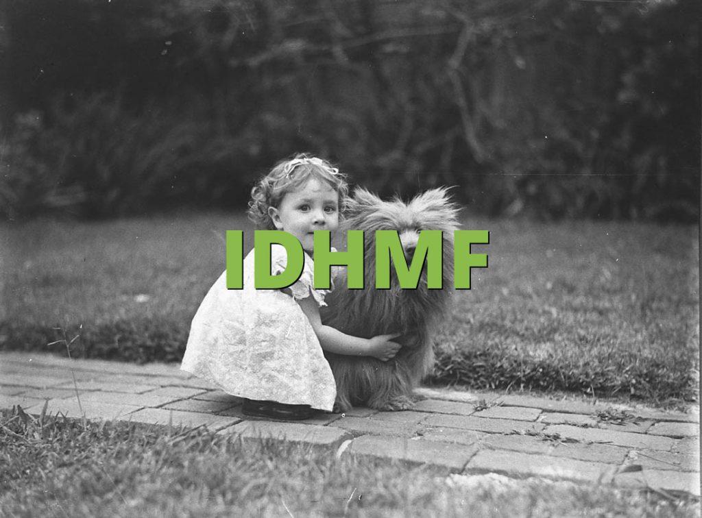 IDHMF