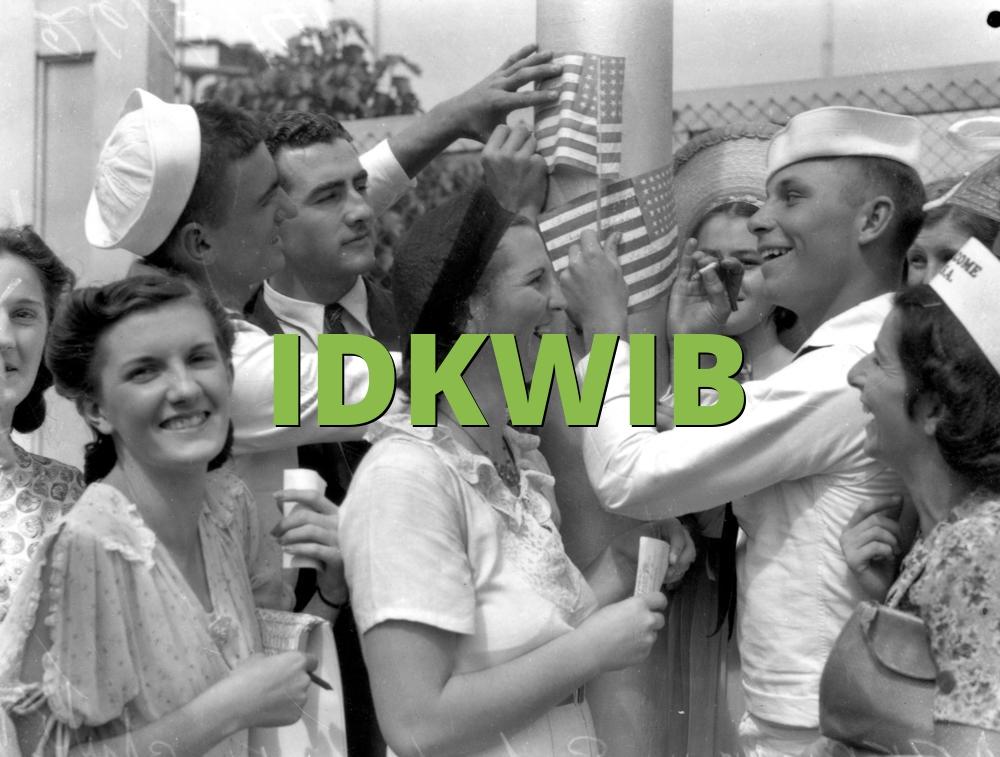 IDKWIB