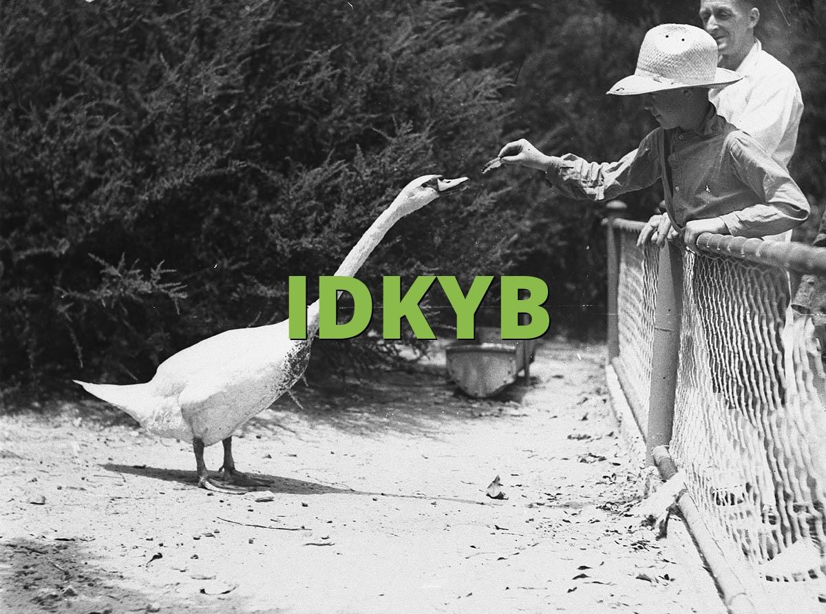 IDKYB