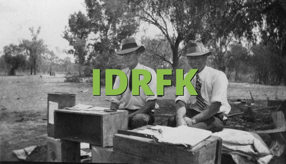 IDRFK