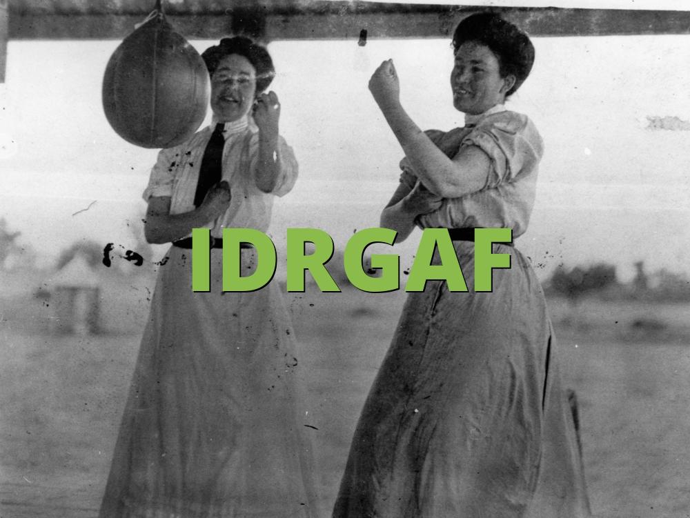 IDRGAF