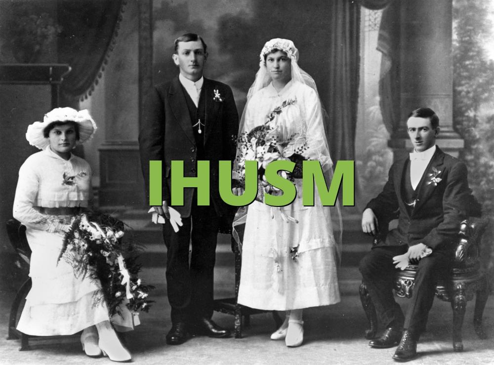 IHUSM