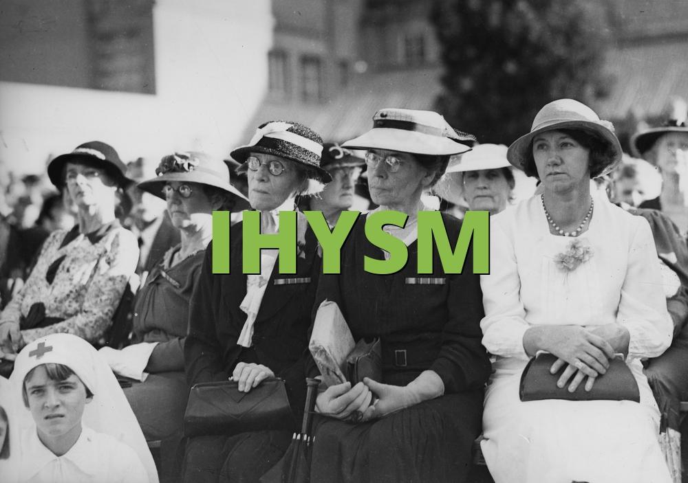 IHYSM