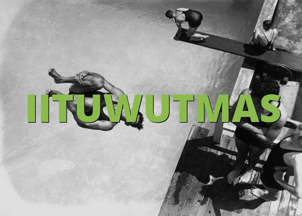 IITUWUTMAS