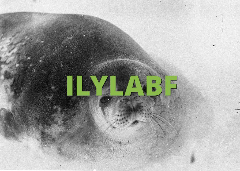 ILYLABF
