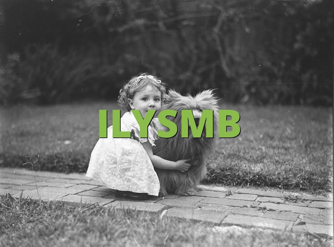ILYSMB