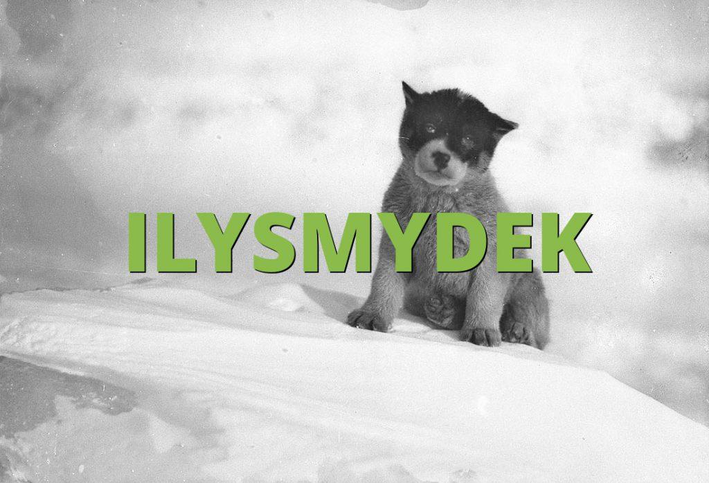 ILYSMYDEK